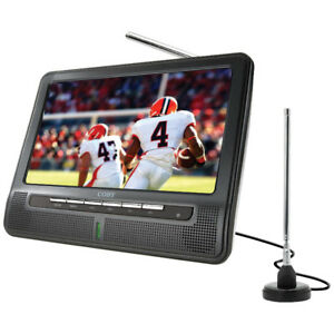 "Coby 7"" Portable Digital LCD TV, New"