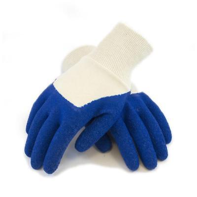 Mud Gloves Original Style Royal Blue Gardening Gloves 020B Case of 6