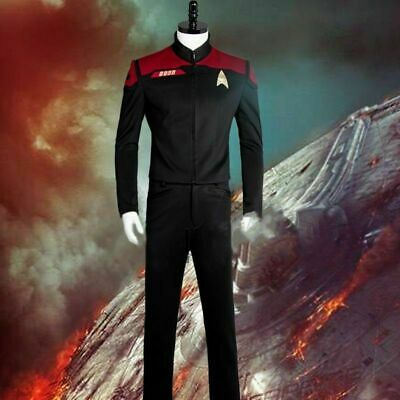 Hot! Star Trek Online Final Decision Uniform Version Cosplay Costume - Star Trek Online Uniforms