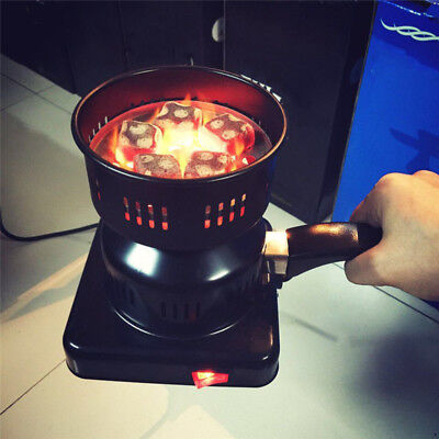 Electric Charcoal Burner/Stove/Heater For Hookah, Flat Tray Type, 110-220V, 650W