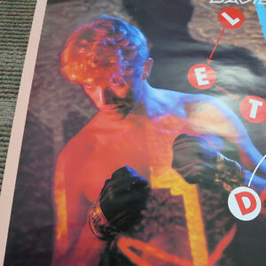 David Bowie Very Rare Promo Poster 1983 Let's Dance 3 Feet