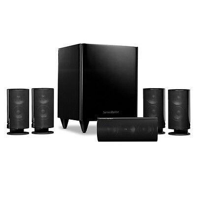 Harman Kardon HKTS 20 - 5.1-Channel Home Theater Speaker System, 200W subwoofer
