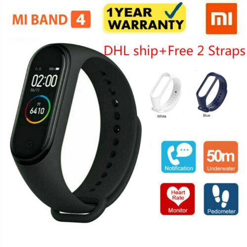 Xiaomi Mi Smart Band 4 Wristband Activity Fitness tracker Smartwatch Armband DE