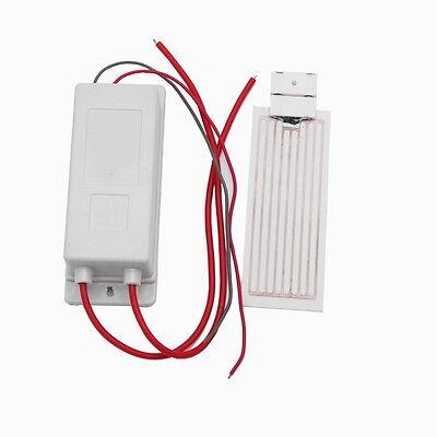 110V AC 10g/h Supply Ceramic Plate Ozone Generator Air Purifier Kit New