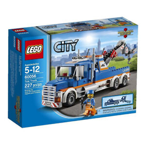 LEGO  CITY  TOW TRUCK  (60056)