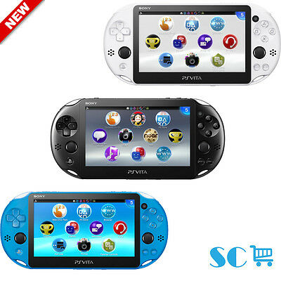 Sony Playstation Ps Vita New Slim Model   Pch 2006 Pch2006 Psvita
