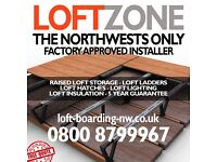 Use Your Loft For Storage - The UKs only BBA Approved Loft Boarding System