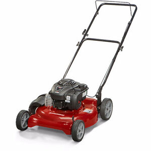 LOOKING FOR - working lawn mower