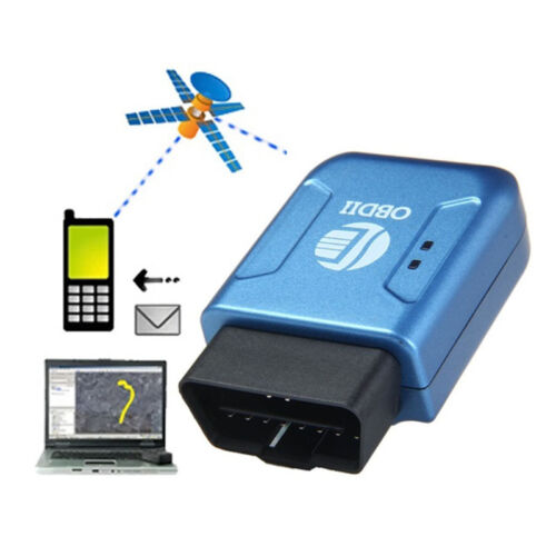 Realtime Car Truck GPS GPRS Tracker Geo-fence Vehicle Tracking Device Hot