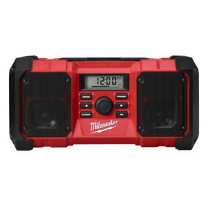Milwaukee M18 Lithium-Ion Cordless Jobsite Radio 2890-20 NEW