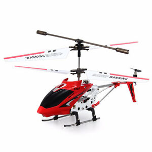 Super Phantom 3.5ch Radio Controled 13 Inch Helicopter with Buil