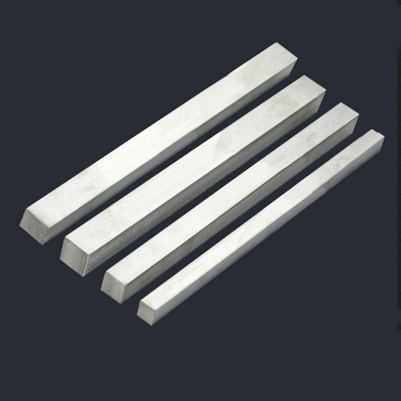 "304 STAINLESS STEEL SQUARE BAR ROD 3*3mm 1/8"" * 1/8"" LENGHTH 50cm 20"""