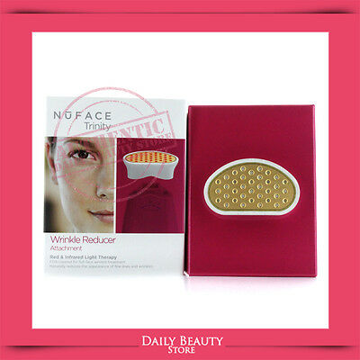NuFace Trinity Wrinkle Reducer Attachment NEW SEALED FAST SHIP