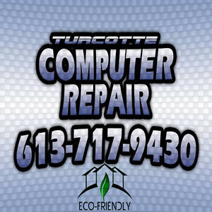 Turcotte Computers - Your one-stop repair and shop!