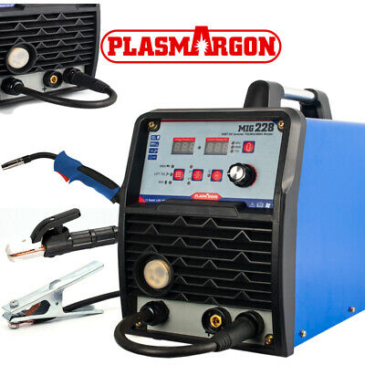 Mig 228 Mig Tig Arc Welder Inverter 200a Gas Lift Tig Welding Machine 110v220v