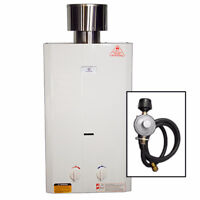 Eccotemp L10 Outdoor Tankless Hot Water Heater RV Cabin Shower