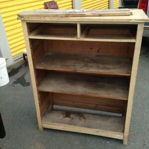 Rustic Bookcase for SALe