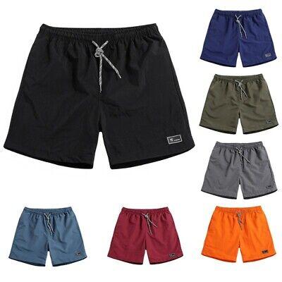 Herren Sporthose kurze Hose Shorts Fitness Trainingshose Bermuda Sommer M-5XL DE