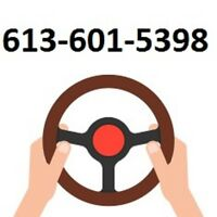 Best Driving Leson in Ottawa - Special Sale Price - $35/hr