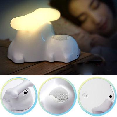Dog Bone LED Night Light Touch Sensor Dimmer Desk Bedside La