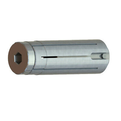 Expansion Positioning Pin 20mm Diameter 50mm Length For Erowa Edm Cnc Chuck