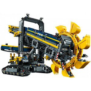 LEGO 42055 Bucket Wheel Excavator