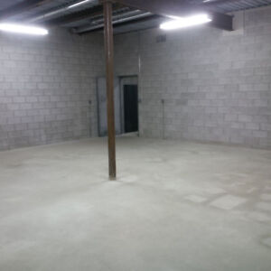 Commercial/Storage Space