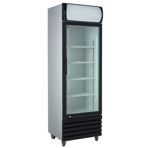 NEW SINGLE< DOUBLE and TRIPLE GLASS DOOR COOLERS or FREEZERS