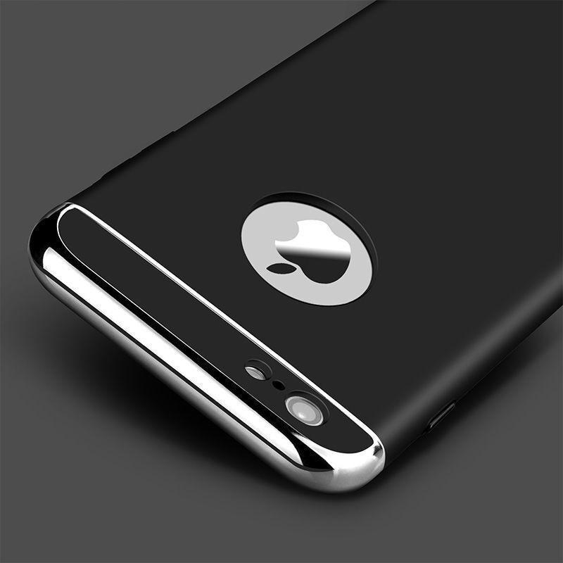 COVER CUSTODIA PROTEZIONE RIGIDA per Apple iPhone 6 6s Antiurto Ultra Sottile