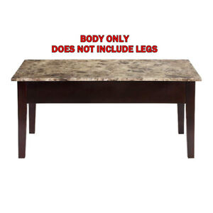 DIY - Faux marble lift-top coffee table **BODY ONLY**