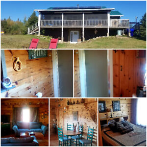 SPECTACULAR 405 ACRE 2600 SQ. FT. 5 ⭐ RESORT AND HUNTING LODGE