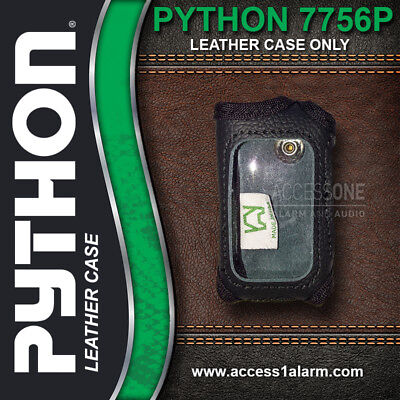 Python 7756P Protective Leather Remote Control Case For 5706P Remote Control