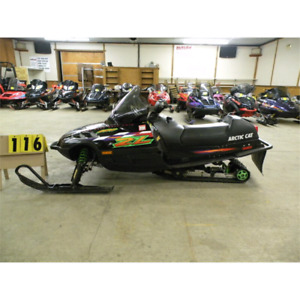 Mint 1998 articcat 500 TRADE for outboard engine of equal value.