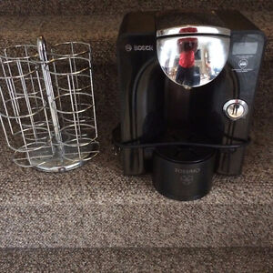 Coffee Maker - Bosch Tassimo model #TAS5542 with Pod Holder