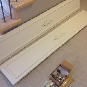 Trundle bed parts