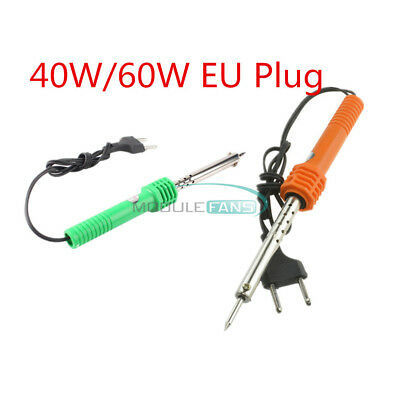 Electric Ac 220v-240v 4060w Soldering Iron Welding Tool Pencil Gun Eu Plug