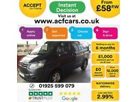 2014 GREY FORD TRANSIT CUSTOM 2.2 TDCI LTD 125 270 SWB CAR FINANCE FR £58 PW