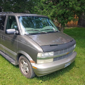 2004 Astro Van - Perfect restoration or Parts can