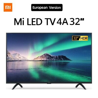 "Xiaomi Mi TV 4A 32"" LED HD HDR Smart TV Android TV 9 Dolby DTS WiFi 5 DVB-S2/T2"
