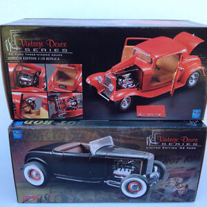 ACME/GMP DIECAST  '32 FORD COUPES/ROADSTERS London Ontario image 5