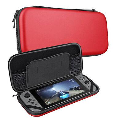 Aufbewahrungsbox EVA Zip Travel Tragetasche Hartschalen Case für Nintendo Switch