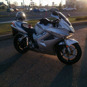 VFR800ABS Interceptor NEW EVERYTHING