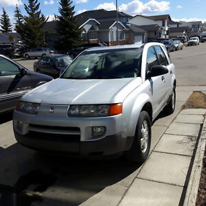 NEED TO GO: 2003 Saturn VUE