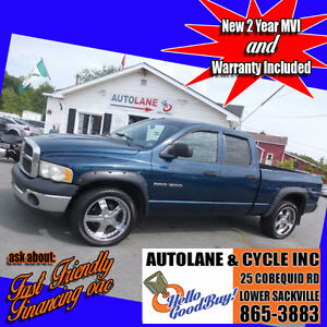 2003 Dodge Ram 1500 Quad Cab 4x4 SOLID TRUCK Sharp!!!!