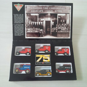 Canadian Tire Diecast Models - 75th Anniversary Collectors Set Kitchener / Waterloo Kitchener Area image 2