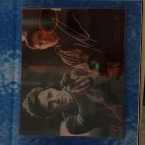 Stargate Atlantis Kavan Smith signed photo Cambridge Kitchener Area image 1