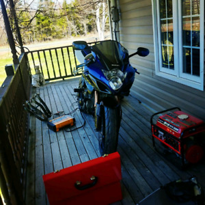 LOOKING FOR K5 GSXR 1000 ENGINE