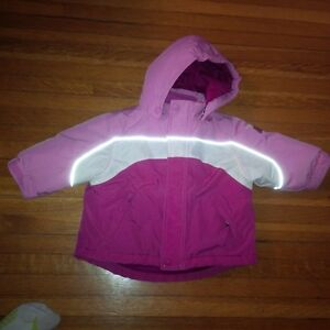 Size 9-12 months Children's Place 3-in-one coat