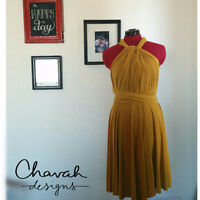 Convertible Dresses - Bridesmaid/Wedding/Plus Size/Maternity