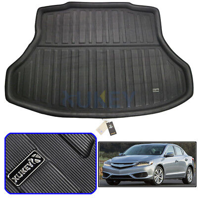 For Acura ILX 2012-2018 Rear Boot Cargo Liner Trunk Mat Floor Luggage Tray
